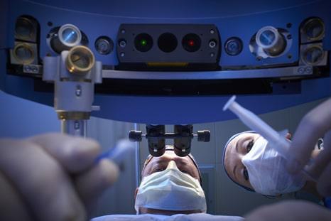 Chirurgia oculistica: Lasek