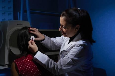 Esame elettrofisiologia oculare
