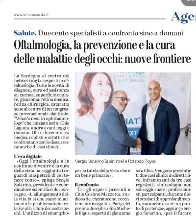 WhtsNext Ophthalmology Sergio Solarino